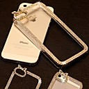 Buy Luxury Crystal Rhinestone Diamond Bling Transparent Clear Hard Back Case Cover iPhone 5/5S