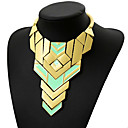 New Sales Mulitcolor Summer Statement Necklace