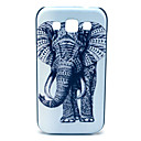 The Elephant Pattern Hard Case for Samsung Galaxy Win I8552