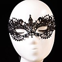European Style Personalized Party Gothic Style Hollow Lace Mask