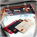 Multifunctional Visor Storage Bag of Auto Car Parts