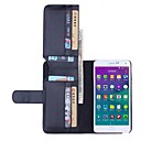 NEW Leather Wallet Full Body Cases with Stand for Samsung Galaxy Note 4(Assorted Colors)