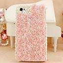 Buy 4.7Inch Bud Silk Rose Pearl Hard Back Cover iPhone 6(Assorted Colors)