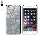 High Quality Water Cube Pattern Design PC Hard Case for iPhone 6 (Assorted Colors)