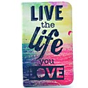 Buy Live Life Love Pattern Full Body Case Stand Samsung Galaxy Tab 3 Lite T110