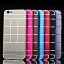 Buy iPhone 6 Case / Plus Plating Back Cover Geometric Pattern Hard Aluminium 6s Plus/6 6s/6