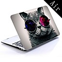 Cool Cat Design Full-Body Protective Plastic Case for 11-inch/13-inch New MacBook Air