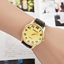 Buy Women's Fashion Number PU Quartz Wrist Watch(Assorted Colors) Cool Watches Unique