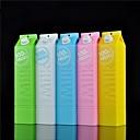 melkdoos macht vorm bank met usb-kabel voor iPhone 6/6 plus / samsung en anderen (2600mAh)