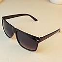 100% uv400 Rechteck Kunststoff klassische Sonnenbrille