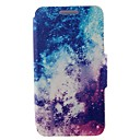Kinston the Milky Way Pattern PU Leather Full Body Cover with Stand for Nokia Lumia 625