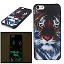 Fluorescenct Tiger Head Hard Case for iPhone 5/5S