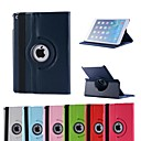 Natusun™ 360 Degree Rotating Litchi Pattern Covered Include Back Case Full Body Case for iPad Air 2(Assorted Colors)