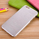 Solid Color Crystal Plastic Phone Shell for iPhone 6 (Assorted Colors)