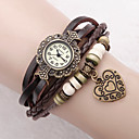 Women's Watch Bohemian Flower Dial Bracelet