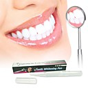Whitening Pen with Tooth Bleaching Gel Oral Whitener Brush Cleaning Stain Eraser for Whiter Teeth