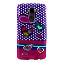 Splashy Heart  TPU Soft Case Cover for LG G3