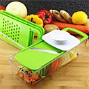 Multifunctional Manual Cutting Device,Stainless Steel 27×10.5×11 CM(10.7×4.2×4.4 INCH)