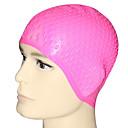 Youyou Unisex Waterproof Anti-Slip Hair Protection Wearable Swimming Cap