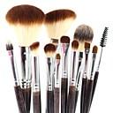 Buy 1Makeup Brushes set Professional Violet blush/powder/foundation/concealer brush shadow/eyeliner/eyelash/brow/lip cosmetic kit