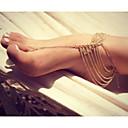 Buy Anklet/Bracelet Others Unique Design Fashion Alloy Gold Silver Women's Jewelry 1pc