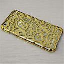 oco-out padrão de flor duro para o iPhone 6 / 6s (cores sortidas)