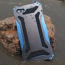 Metal Transformer Waterproof & Dustproof & Anti-Scrape Back Case for iPhone 6