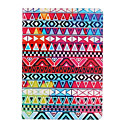 The Geometry Pattern PU Leather Full Body Case  for iPad 2/3/4