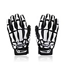 Cycling Gloves Full Finger  Bike Bicycle Anti-Slip Breathable Hand Skeleton Pattern