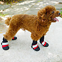 Dog shoes/Dog boots/Dog Socks-XS/S/M/L/XL-Winter-Blue/Red/Black/Rose