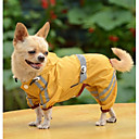 Hot New Design  Sportive Raincoat For Dogs Pets(Assorted Colors, Sizes)
