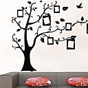 Environmental Removable Memory Tree Pattern PVC Tags & Sticker