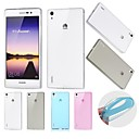 Buy BIG D Utral Thin TPU Transparent Soft Case Huawei P7(Assorted Color)