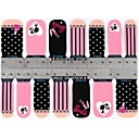 Ultra-Thin Nail Stickers Nail Stick Decals Patch-1041