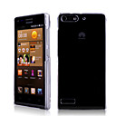 Buy Huawei Case / P8 Transparent Back Cover Solid Color Hard PC P7