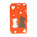 Buy Sony Case / Xperia Z3 Card Holder Flip Full Body Cat Hard PU Leather SonySony M4 Aqua