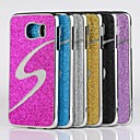 Buy Samsung Galaxy S6 Compatible Shiny Aluminum Luxury Metal Back Cover Case S-Types