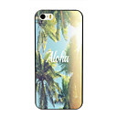 Aloha Design Aluminum Hard Case for iPhone 5/5S