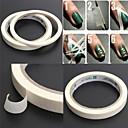 1PCS 17mx5mm Adhesive Tape for Nail Art Painting Design