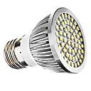 7W E26/E27 LED-spotpærer 60 SMD 2835 700 lm Varm hvit / Naturlig hvit Dekorativ AC 220-240 / AC 110-130 V 1 stk.