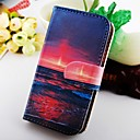 The Evening Sky Pu Leather Case for Samsung Galaxy S2  I9100