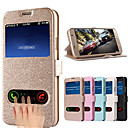 Silk Pattern Windows View Full Body Case for Samsung Galaxy S5 I9600(Assorted Color)