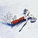 muoti monitoimityökalut ruostumaton teräs pullonavaaja / veitset / akselit / vasarat kätevä retkeily ulkoilu