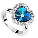 Buy Titanic Sapphire Heart Crystal Sea Ring