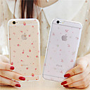 Flower/Love/Rose/Bowknot Pattern Soft TPU Case for iPhone 6/6S