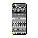 Geometric Pattern Leather Vein Pattern Hard Case for iPod touch 5