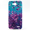 Buy Leaves Pattern TPU Material Soft Phone Case LG L90 D405