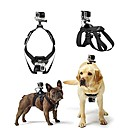 Dog Fetch Harness Chest Strap Belt Mount for Gopro Hero 4 3+ 3 2 Camera,upgraded Version