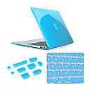 Buy 3 1 Crystal Clear Case Keyboard Cover Silicone Dust Plug Macbook Pro 13.3 inch (Assorted Colors)