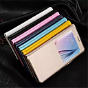 Multicolor PU Leather Phone Case For Samsung Galaxy S6 edge Plus (Assorted Colors)